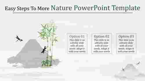 nature powerpoint template-Easy Steps To More Nature Powerpoint Template