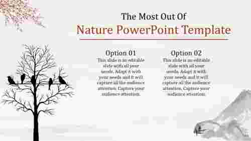 nature powerpoint template-The Most Out Of Nature Powerpoint Template