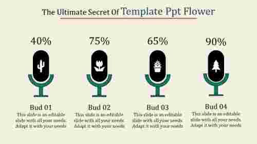template%20PPT%20flower