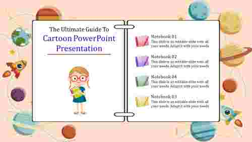 cartoon powerpoint presentation