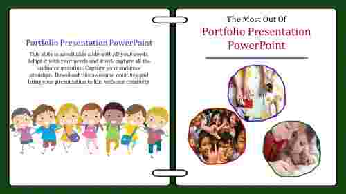 portfolio presentation powerpoint-The Ultimate Secret Of Portfolio Presentation Powerpoint