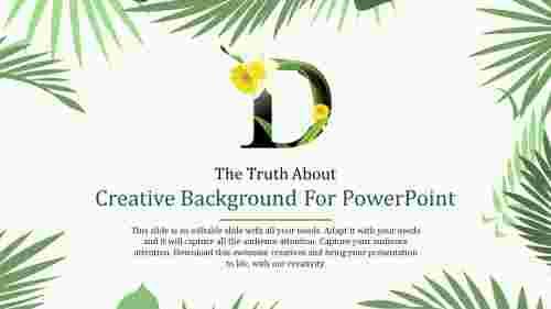 DAlphabetcreativebackgroundforpowerpoint