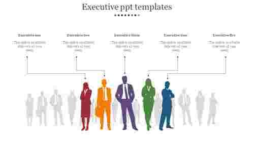 CompanyprofileexecutivePPTtemplate
