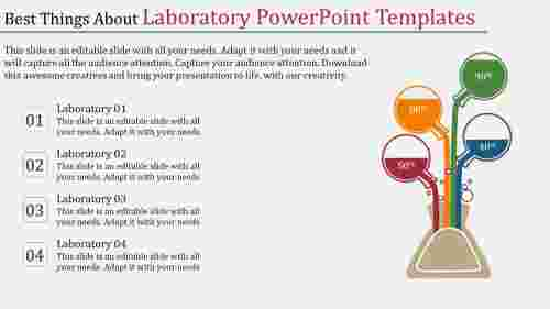 Amazing laboratory powerpoint templates