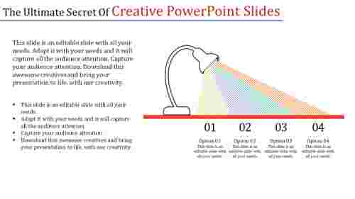 creative powerpoint slides - ultimate success