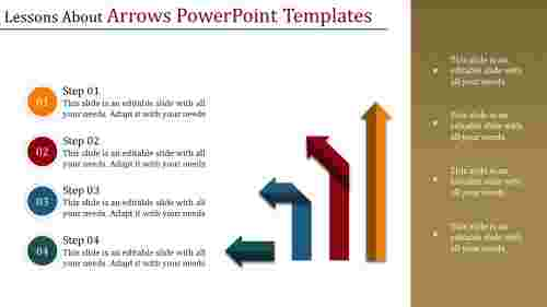 Some Lessons That Will Teach You All You Need To Know About Arrows Powerpoint Templates.