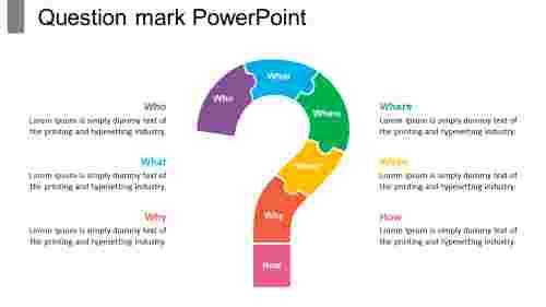CreativeQuestionMarkPowerpoint