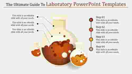 laboratory powerpoint templates - chemical test