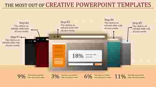 creative powerpoint templates - websearch