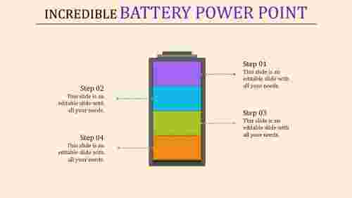 battery power point - battery saver