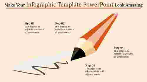 Skills That You Can Learn From Infographic Powerpoint Template.