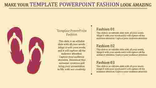 template powerpoint fashion - make your own fashion