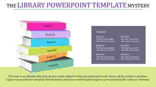 librarypowerpointtemplatewithbooks