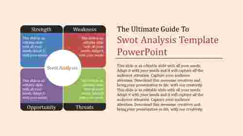 Deals On Swot Analysis Template Powerpoint