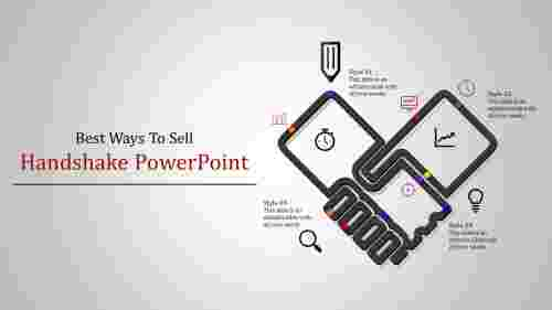 handshake powerpoint-Best Ways To Sell Handshake Powerpoint