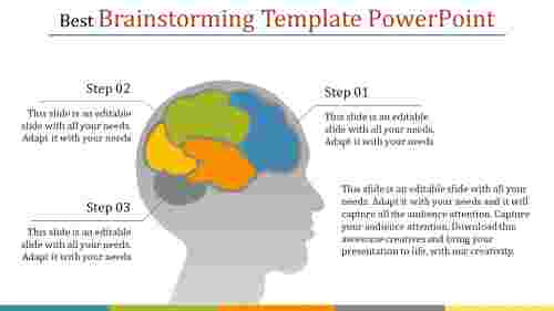 brainstorming template powerpoint-Best Brainstorming Template Powerpoint