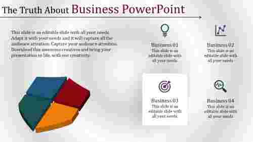 Businesspowerpointpresentation-Fourstages