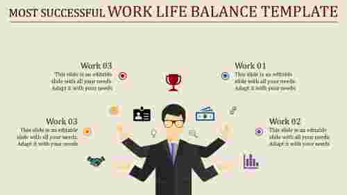 : work life balance template - executive skill