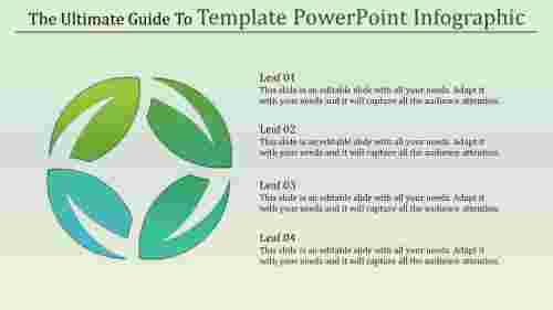 template powerpoint infographic - Ball model