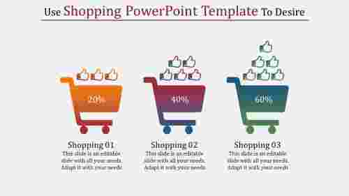 shopping powerpoint template-Use Shopping Powerpoint Template To Desire
