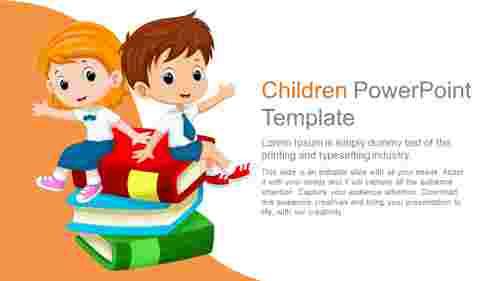 ChildrenpowerpointtemplateDesigns