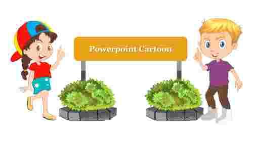 powerpointcartoonDesign