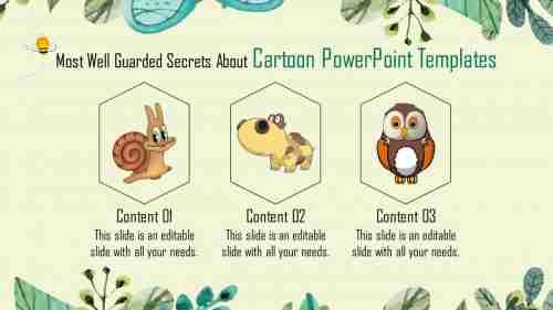 IdeasForcartoonpowerpointtemplates