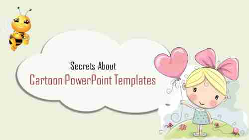 A zero noded cartoon powerpoint templates