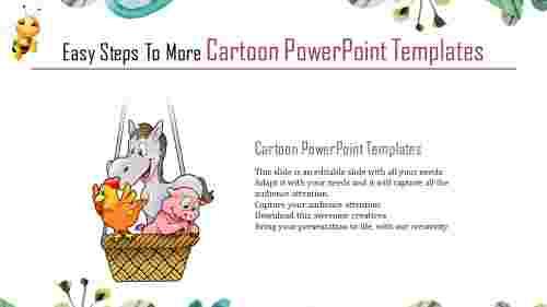 Beautifulcartoonpowerpointtemplates