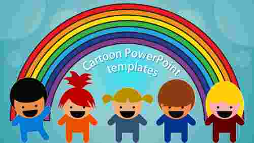 cartoon powerpoint templates for children