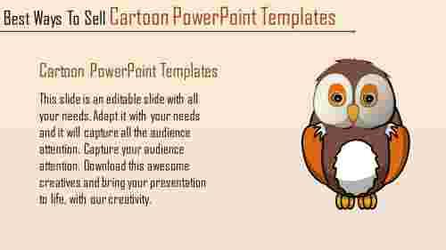Cartoonpowerpointtemplates