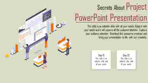 project powerpoint presentation - project communication