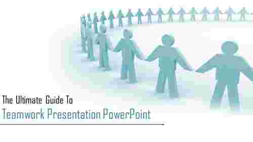 teamwork presentation powerpoint - illustration