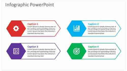 infographic powerpoint model