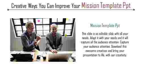 mission template ppt-Creative Ways You Can Improve Your Mission Template Ppt