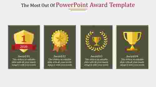 powerpoint award template-The Most Out Of Powerpoint Award Template