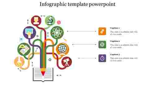 Education Infographic Template Powerpoint