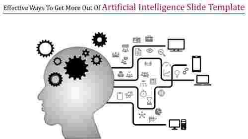 Biggest Artificial Intelligence Slide Template