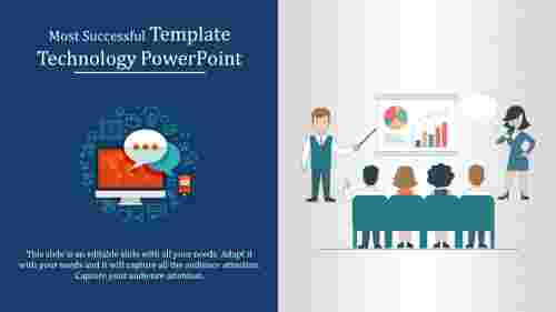 Communicationtemplatetechnologypowerpoint