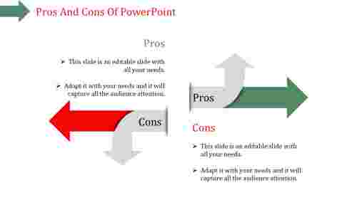 A two noded pros and cons of powerpoint