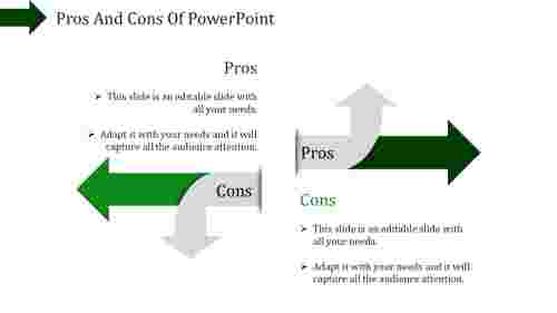 pros and cons of powerpoint-pros and cons of powerpoint-Green