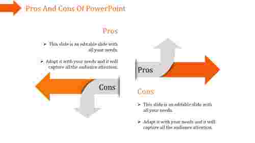 pros and cons of powerpoint-pros and cons of powerpoint-Orange