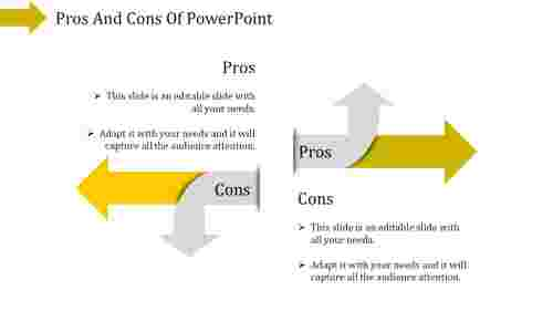 pros and cons of powerpoint-pros and cons of powerpoint-Yellow