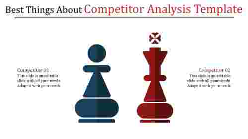 Make Your Competitor Analysis Template Look Amazing