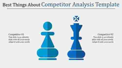 Competitor Analysis Template Sports Oriented