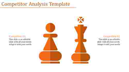 Guide To Competitor Analysis Template