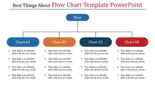 Infographic Flow Chart Template Powerpoint