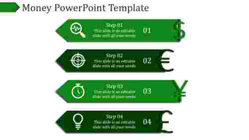 money powerpoint template-Money Powerpoint Template-Green