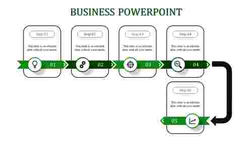 business powerpoint -business powerpoint -5-Green