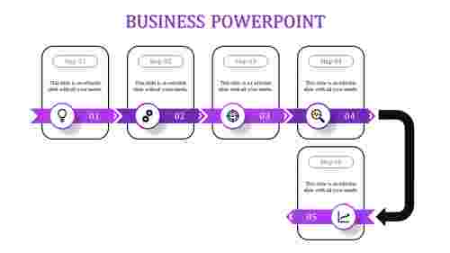 business powerpoint -business powerpoint -5-Purple